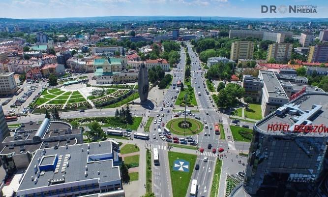 fot. Dron Rzeszów Media