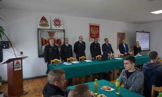 fot. KP PSP Lubaczów