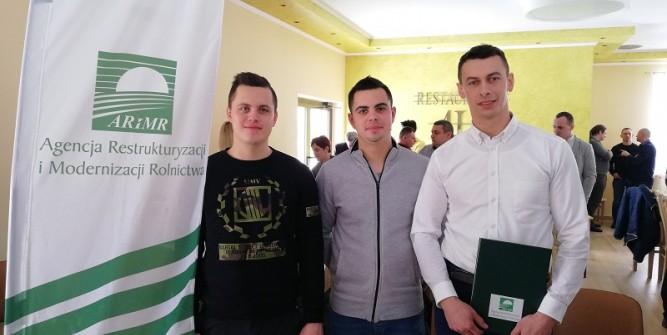 Grzegorz Kantor (z prawej)