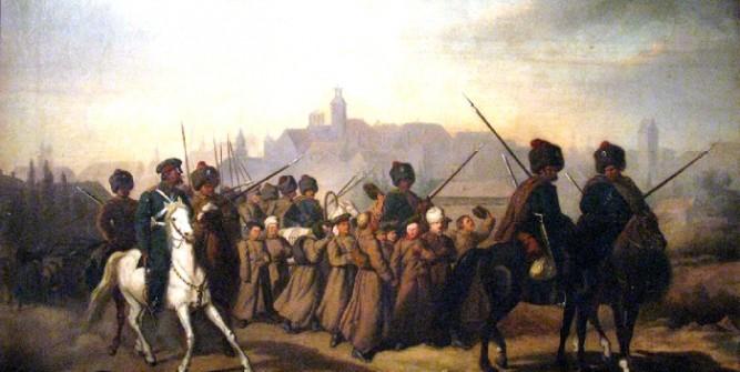 Aleksander Sochaczewski - Branka 1863