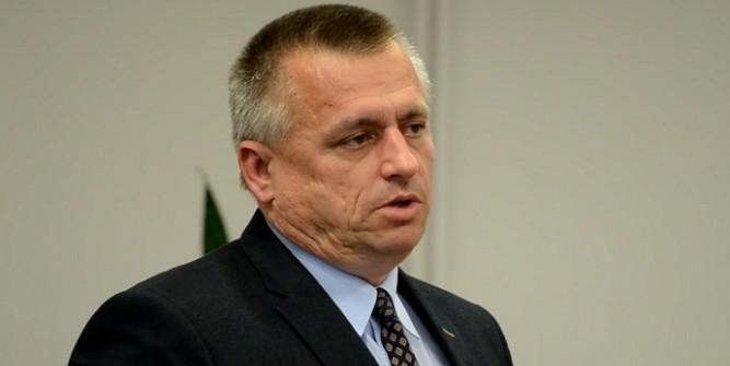 Burmistrz Lubaczowa Krzysztof Szpyt fot. archiwum zlubaczowa.pl
