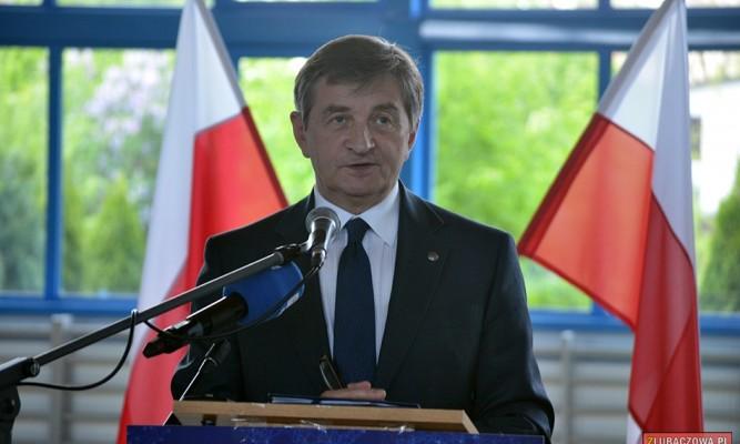 Marszałek Sejmu Marek Kuchciński fot. archiwum zlubaczowa.pl