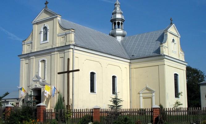 W Starym Dzikowie proboszczem nie będzie ks. Piotr Podborny fot. wikipedia.org