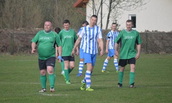 Zdjęcie z niedzielnego meczu w Horyńcu-Zdroju fot. zlubaczowa.pl
