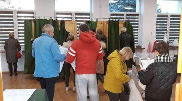 Jak głosowali mieszkańcy Lubaczowa?