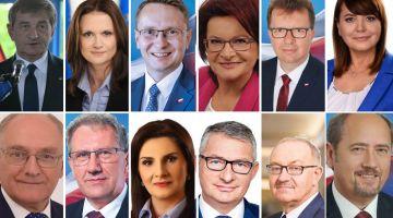Wybory parlamentarne 2019. Oto nasi reprezentanci