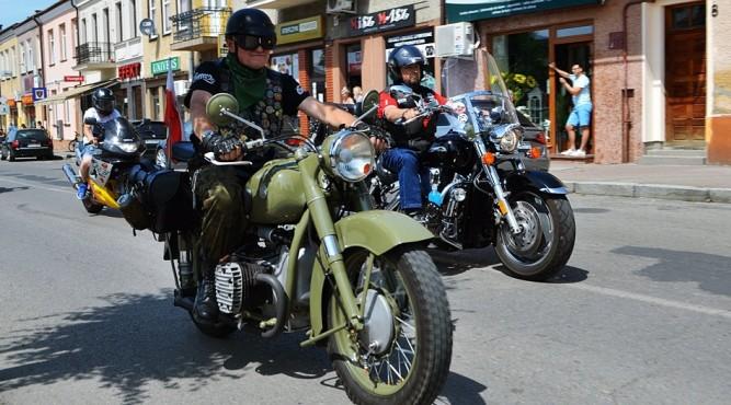 Motoserce 2018 w Lubaczowie fot. archiwum