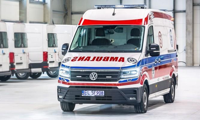 Takie karetki otrzymają nasi ratownicy medyczni fot. Medambulans.pl