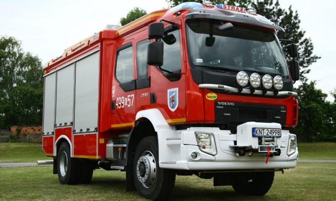 Taki samochód prawdopodobnie dostaną strażacy z Wielkich Oczu fot. bocar.com.pl
