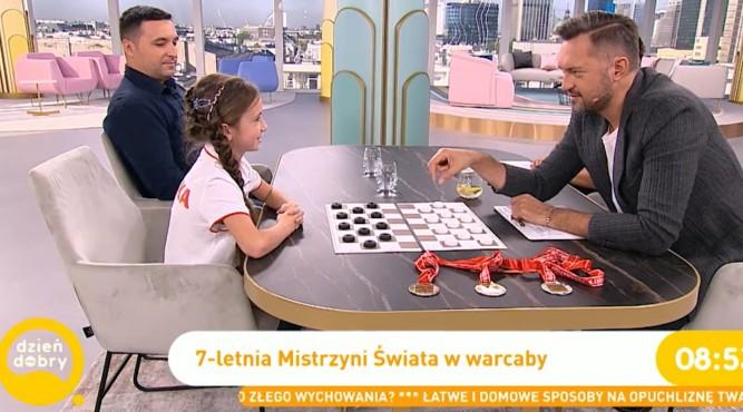 """fot. kadr """"Dzień dobry TVN"""""""