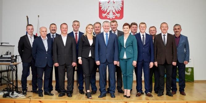 fot. KWW  Gmina Cieszanów