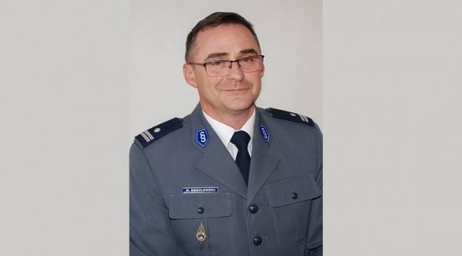 Podinspektor Robert Sobolewski