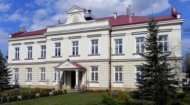 Sąd Rejonowy w Lubaczowie