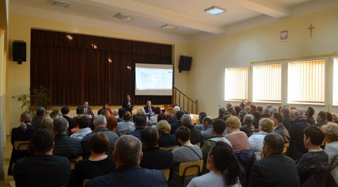 Spotkanie polityków PiS w Lisich Jamach