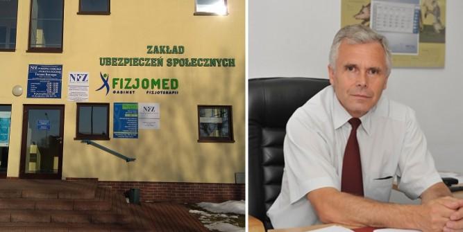 Dyrektor szpitala w Lubaczowie: Nie mogę świadczyć usług swoimi lekarzami, bo ich po prostu nie mam