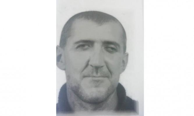 Zaginiony Łukasz Dąbrowski