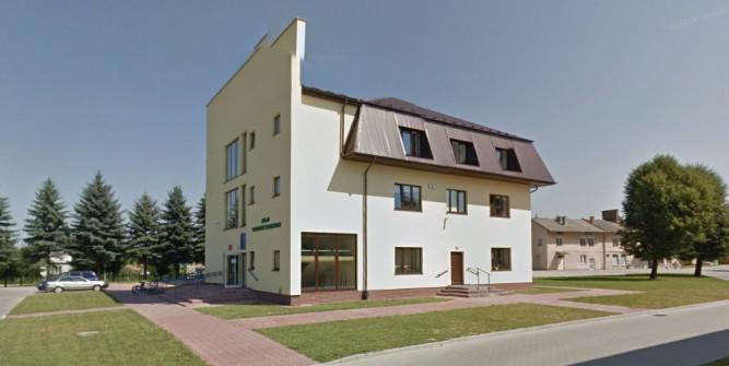 Siedziba ZUS w Lubaczowie fot. Google